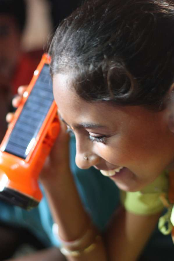 Rechargeable Solar Lights