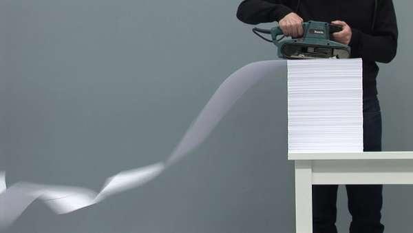 Live Paper Art