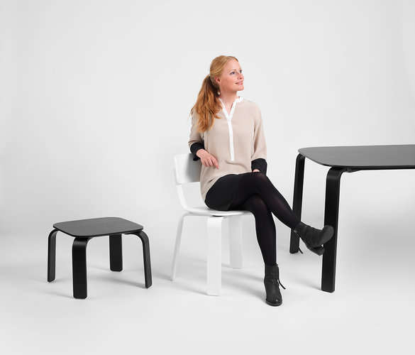 Minimalist Flat-Pack Furniture