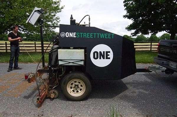 Street Tweet Activism