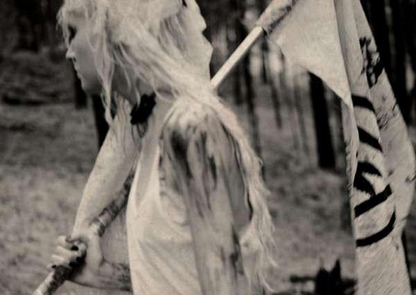 Rebellious Ghost-Like Fashions
