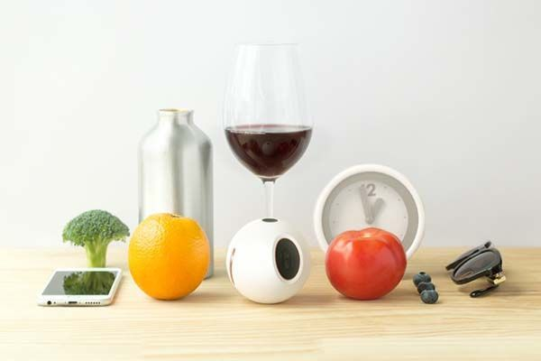 Spherical Nutritional Biosensors