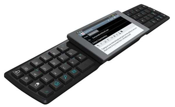 Compact Foldable Keyboards