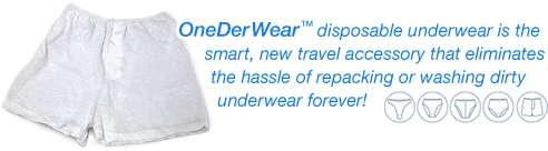 Disposable Underwear