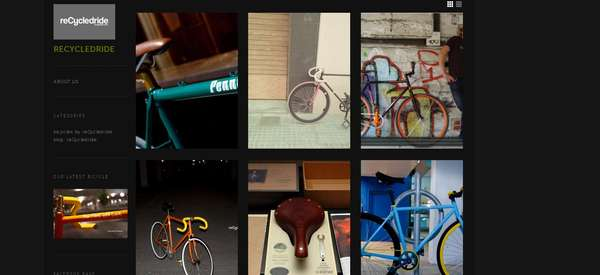 Customizable Vintage Bicycles