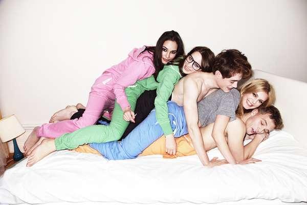 Singular Pajama Playsuits