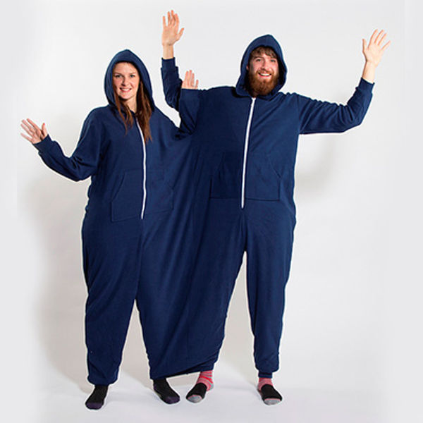 Two Person Onesies