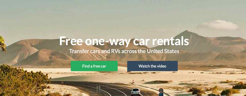 Free Vehicle Rentals