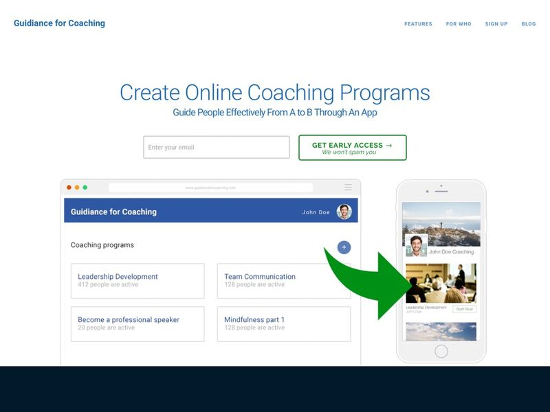 Coach program creating apps online coaching programs for Create a program online