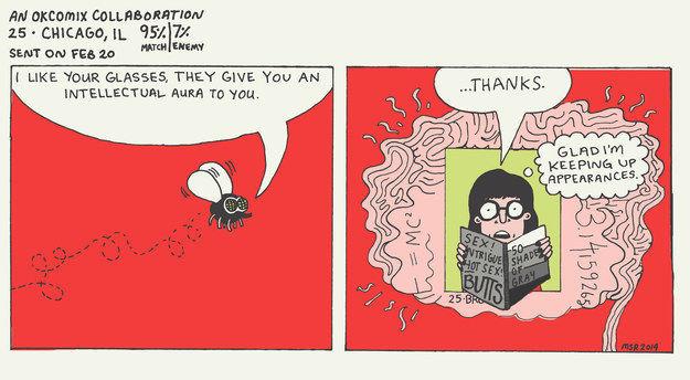 Creepy Message Comics