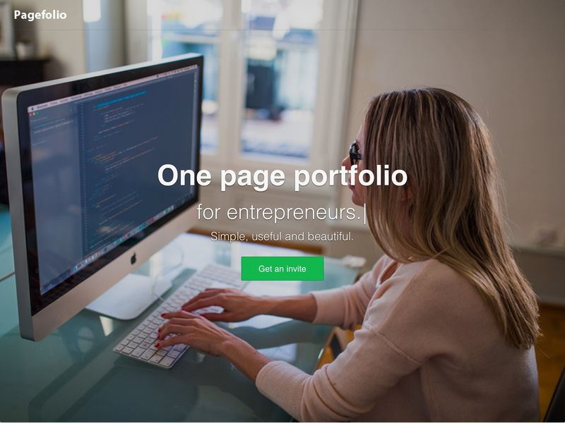 Online Entrepreneur Portfolio Platforms