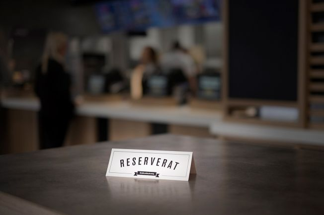 Fast-Food Reservation Platforms