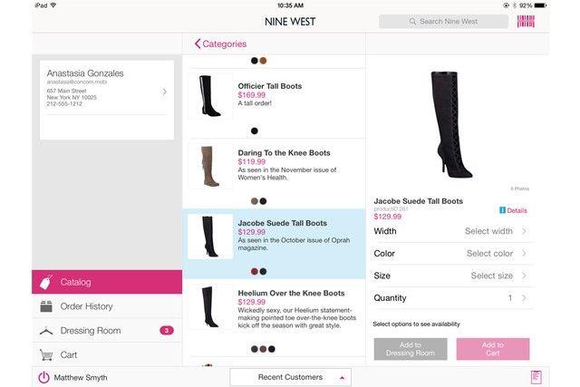 Hybrid Retail Platforms