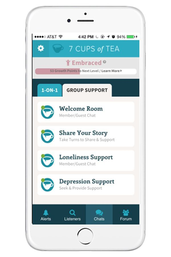 Therapeutic Texting Platforms