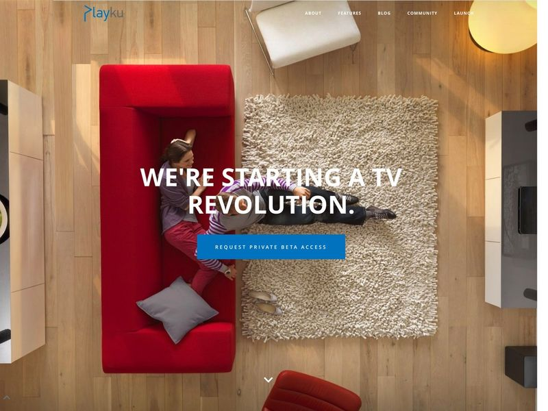 Curated Television Channels