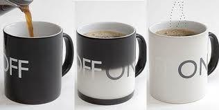 Light Switch-Themed Mugs