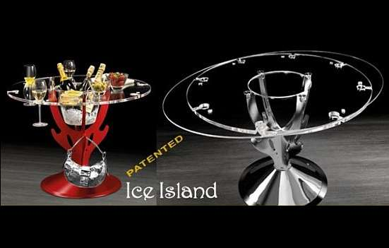 Opacmare Ice Island Collection