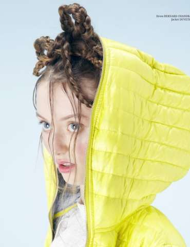 Twisted Hair Editorials