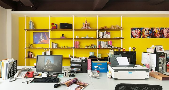Playful Architecture Offices