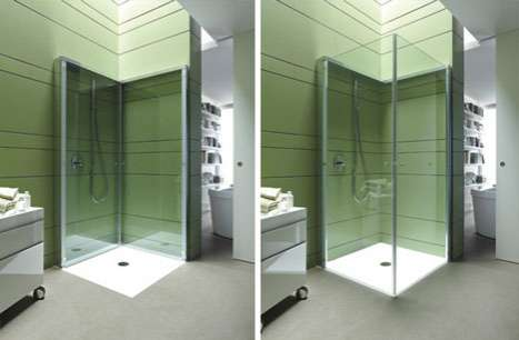 Collapsible Bathing Stalls