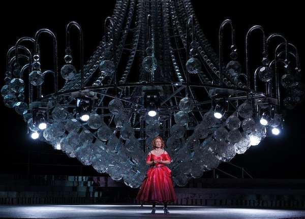 Opera Australia Chandelier by Brian Thompson