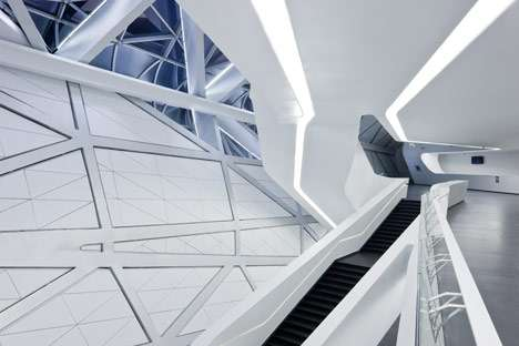 Opera House by Zaha Hadid