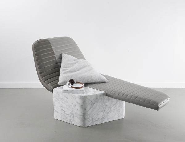 Ritzy modern recliners opper lounge chair - Fauteuil relax design cuir ...