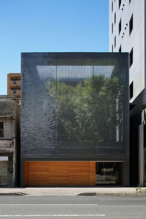 Transparent Brick Homes