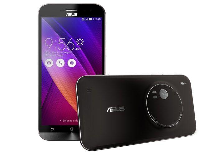 Optical Zoom Smartphones
