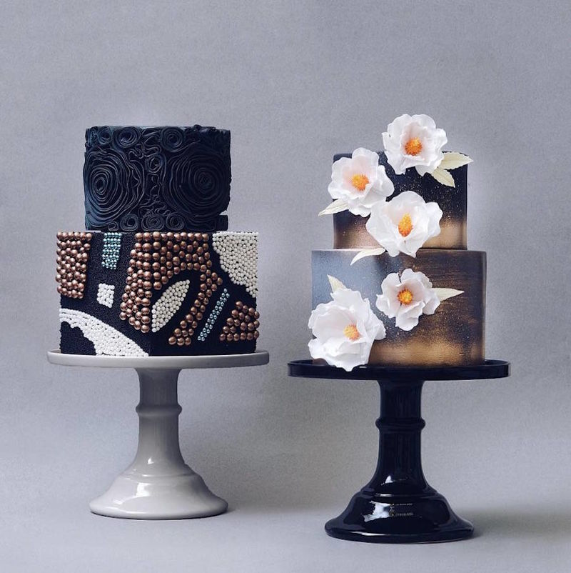 Intricate Opulent Cakes