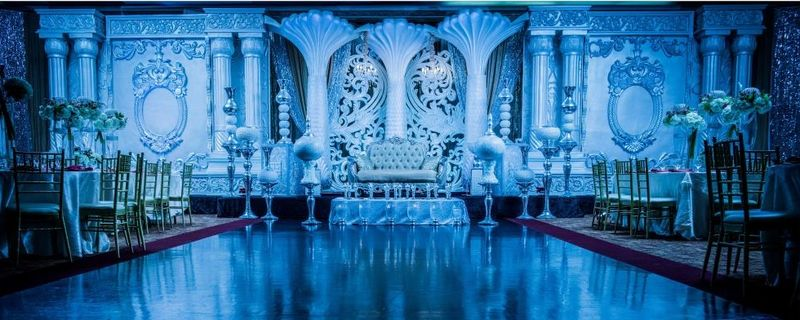 Opulent Wedding Decor Services