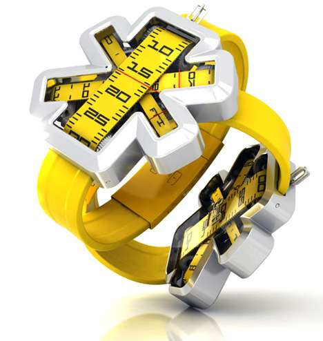 Measuring Tape Chronometers