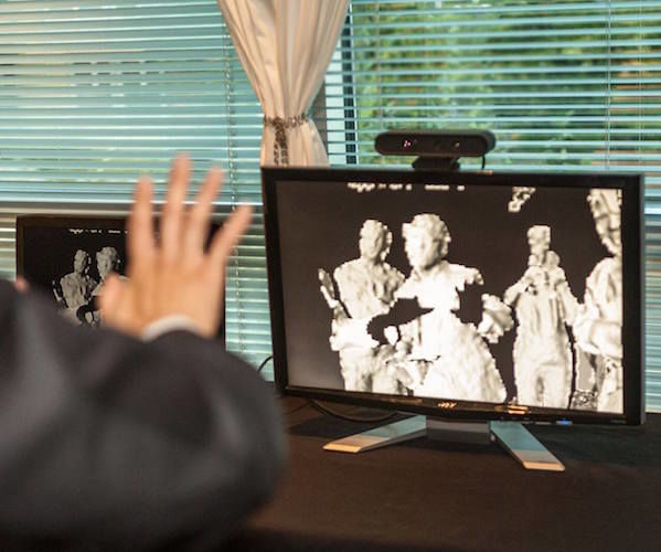 3D Camera Computers