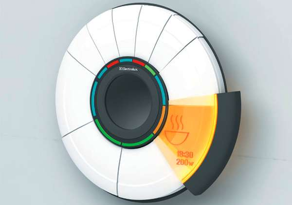 Revolving Oven Refrigerators