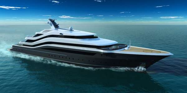 Oversized Superyachts