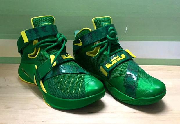 Athlete-Endorsed Collegiate Footwear
