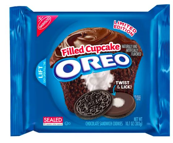 Filled Cupcake Cookies