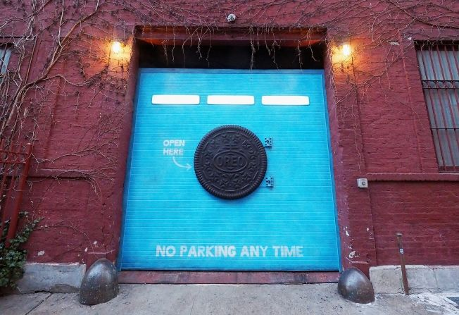 Mysterious Urban Cookie Vaults