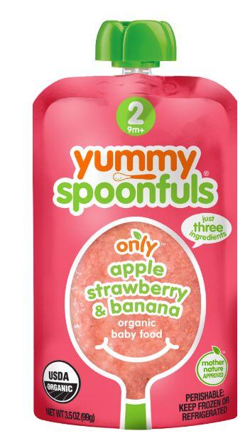Versatile Organic Baby Foods