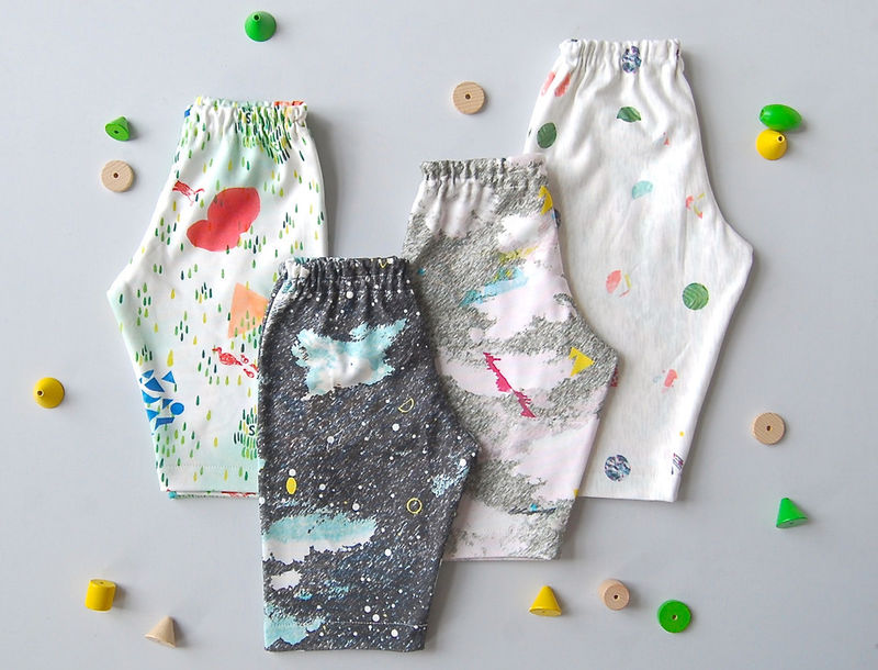 Pint-Sized Organic Activewear