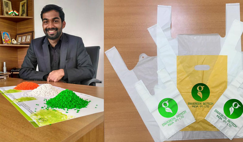Edible Organic Bags