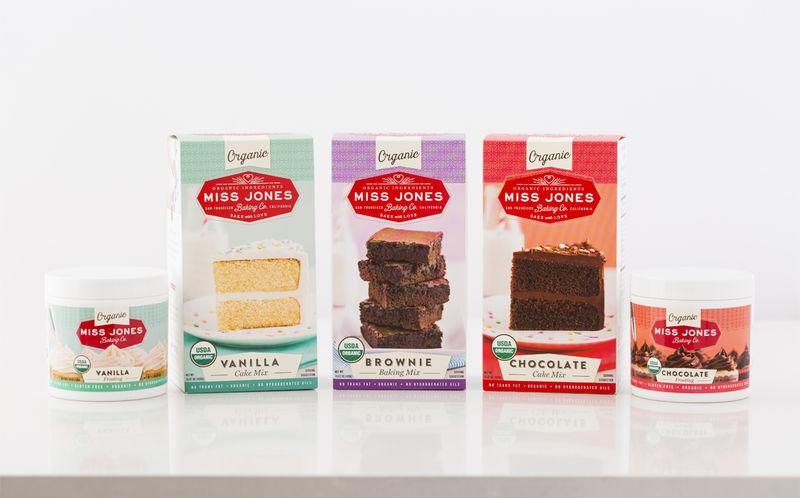 Organic Baking Mixes