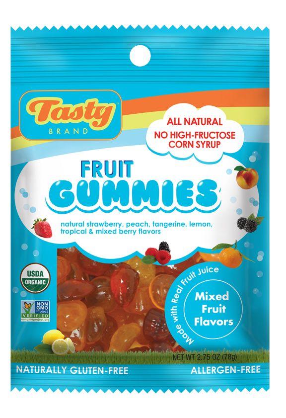 Gelatin-Free Gummies