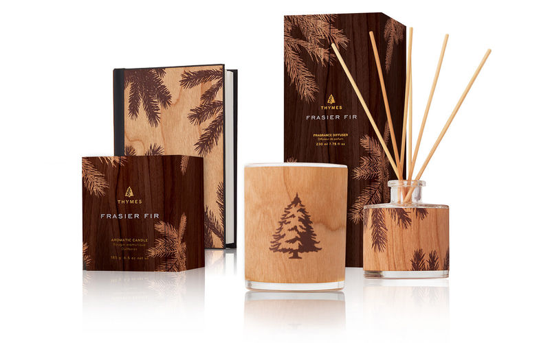Outdoorsy Organic Diffuser Collections