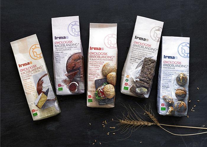 Artisanal Flour Packaging