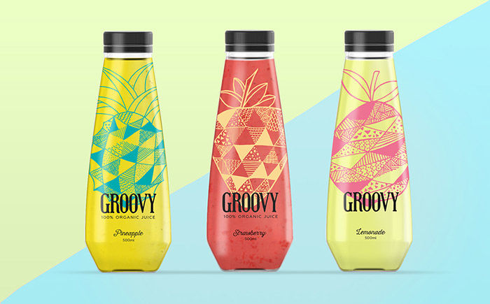 Abstract Fruit-Labeled Juices