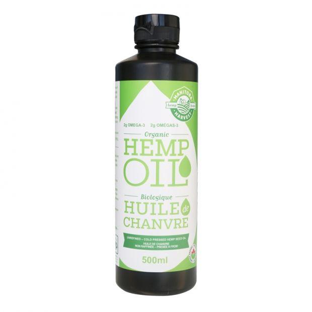 Healthy Hemp Oils