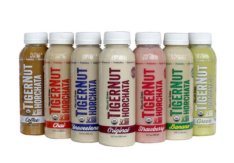 Organic Horchata Drinks