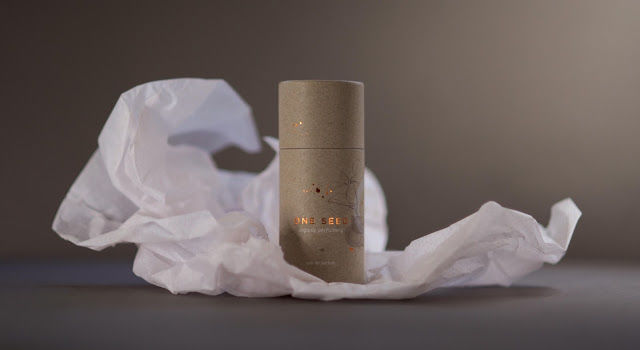 Raw Perfume Packaging