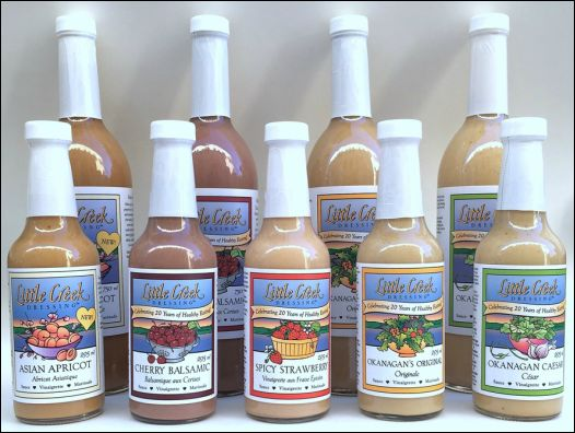 Organic Salad Dressings